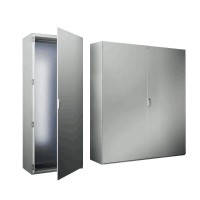 PLC工业自动化控制柜 自来水风机水泵污水处理系统控制柜