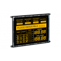 供应美国平达显示屏 芬兰平达EL显示屏:EL 480.240-PR3系列