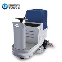 拓威克 TX-D6 双刷电瓶驾驶式全自动洗地机 多功能擦地机