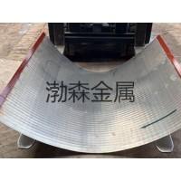 楔形丝弧形筛板