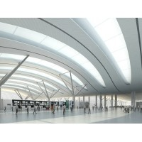 机场航站楼铸钢节点